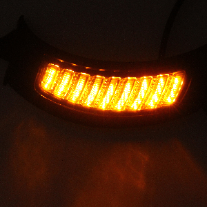 LED turn signal front light side headlight for harley 2015 2016 2017 2018 19 2020 Road Glide MS-SG15