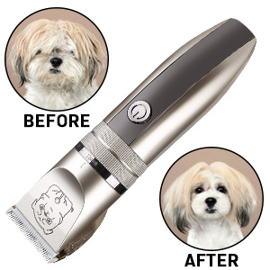 dog clippers quiet