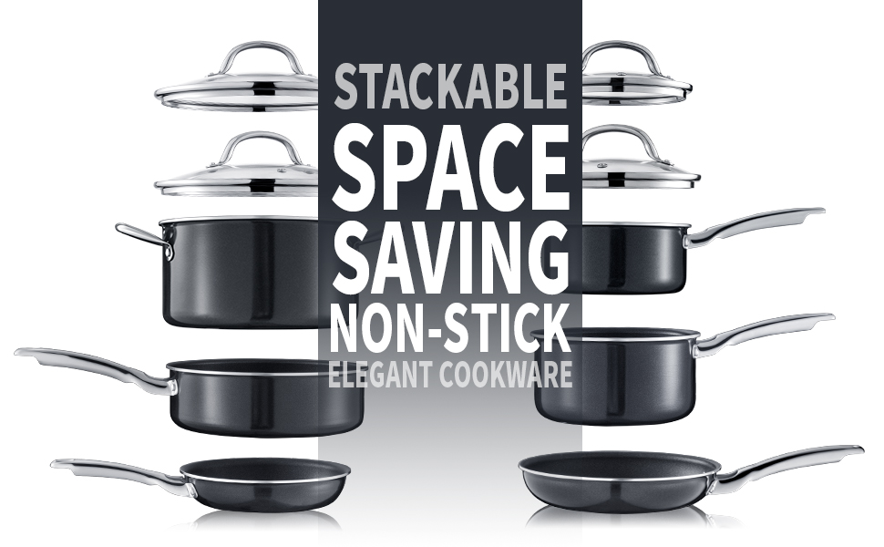 stackable space-saving
