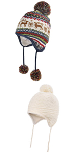 baby christmas warm hat