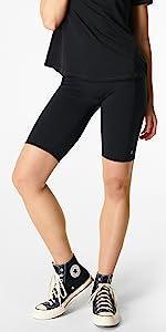 10 inch inseam biker shorts