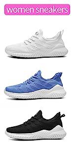 women memory foam shoes
