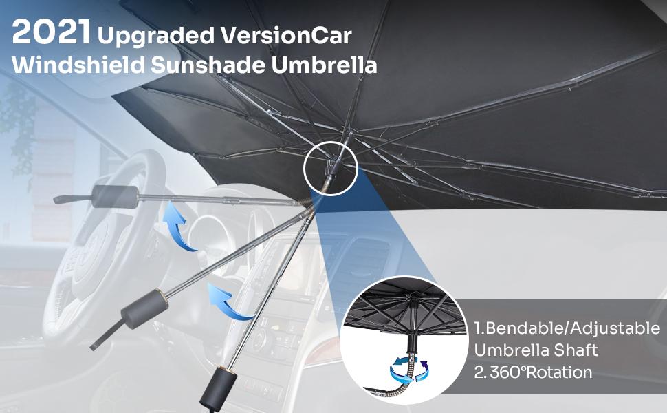Car Windshield Umbrella