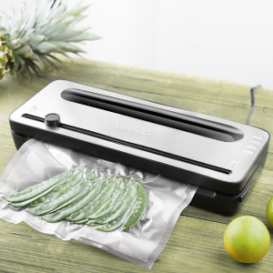 Vacuum Sealer Automatic Vacuum Sealing Machine with Dry and Moist Food Modes