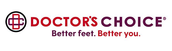 Doctor's Choice Health and Wellness Socks, Better Feet. Better You.