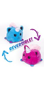 Reversible Unicorn Plush