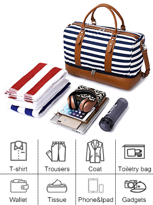 One for all Carryon Tote Bag