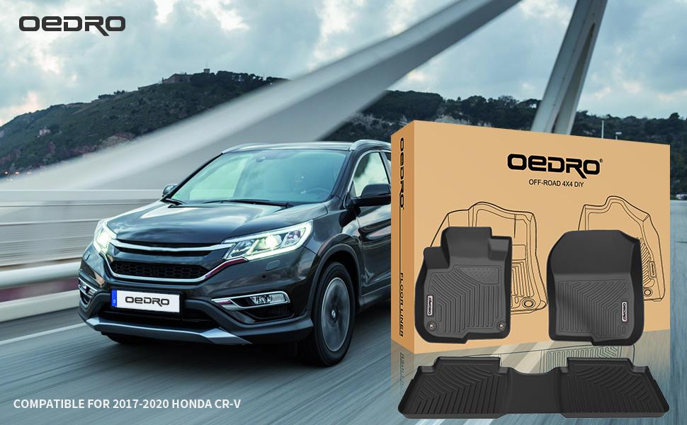 OEDRO Floor mats compatiable 2017-2020 Honda CR-V Banner