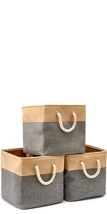 storage bins foldable