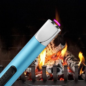 cute windproof lighter rechargeable