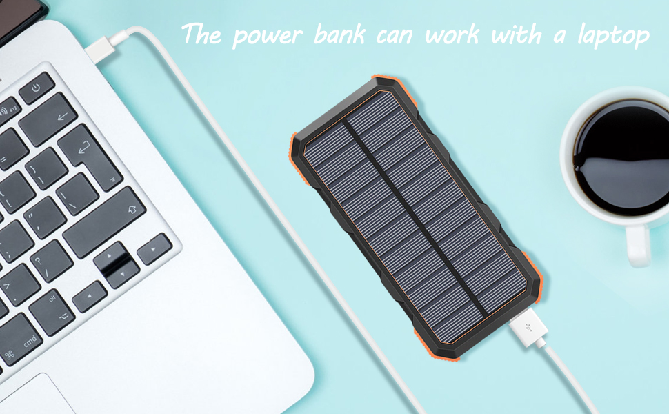 Charge Laptop