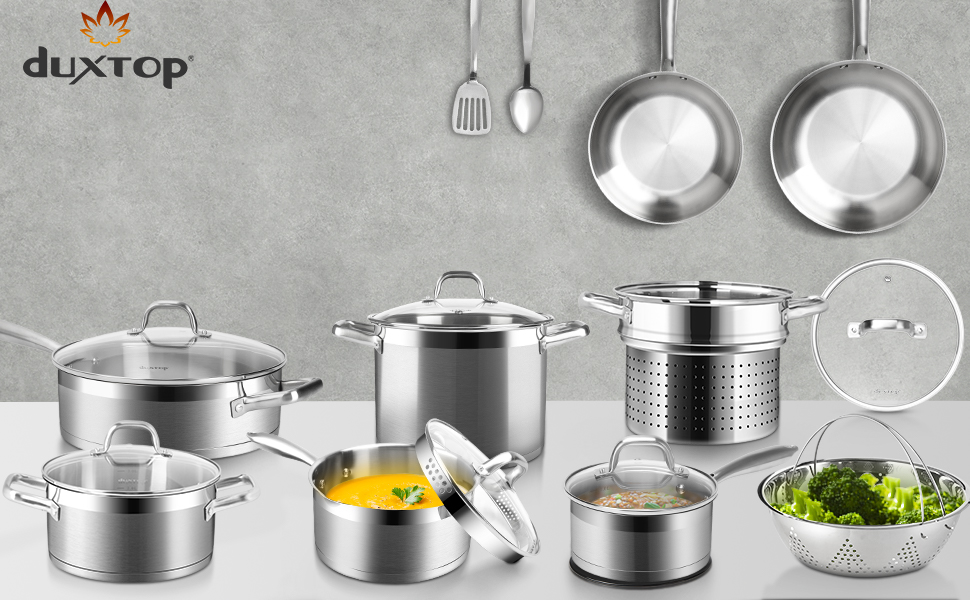 18PC cookware set