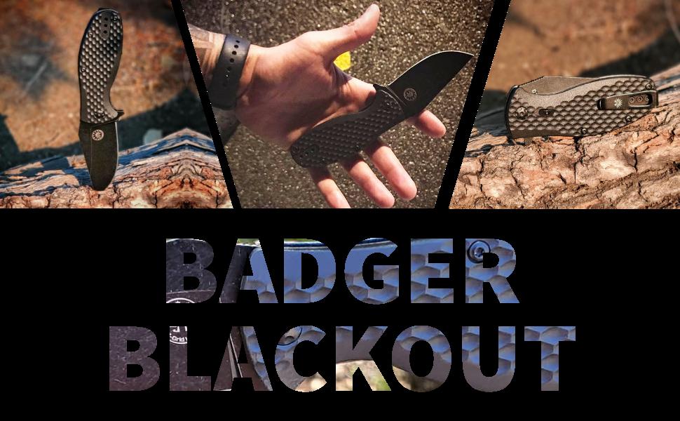 Badger Blackout
