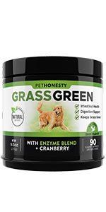 PetHonesty GrassGreen