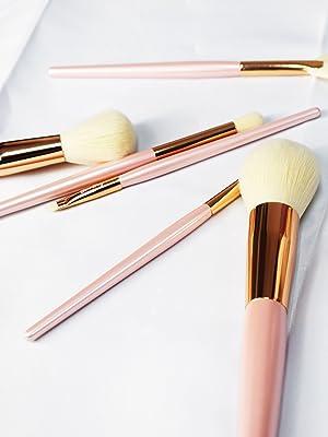 elf eco 7 eywbrow wyebrow flat brushh 7b spool liner ecotools sigma round super waterproof pencil