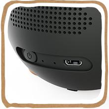 planet buddies, speaker, wireless speaker, built in mic, microphone, speaker mic, interactive