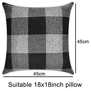 18x18 throw pillow cover