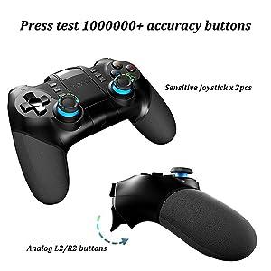 pubg controller,joystick pc,bluetooth controller
