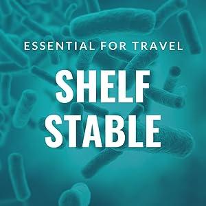 Shelf Stable Probiotic