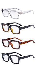 Oprah Style reading glasses women oversize