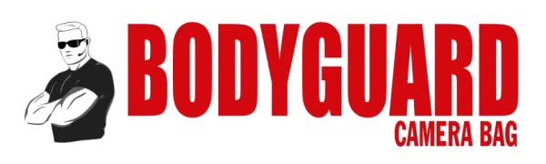 Bodyguard - Custodia per fotocamera reflex