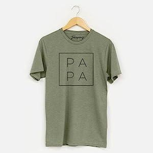 Men's Olive Papa Shirt