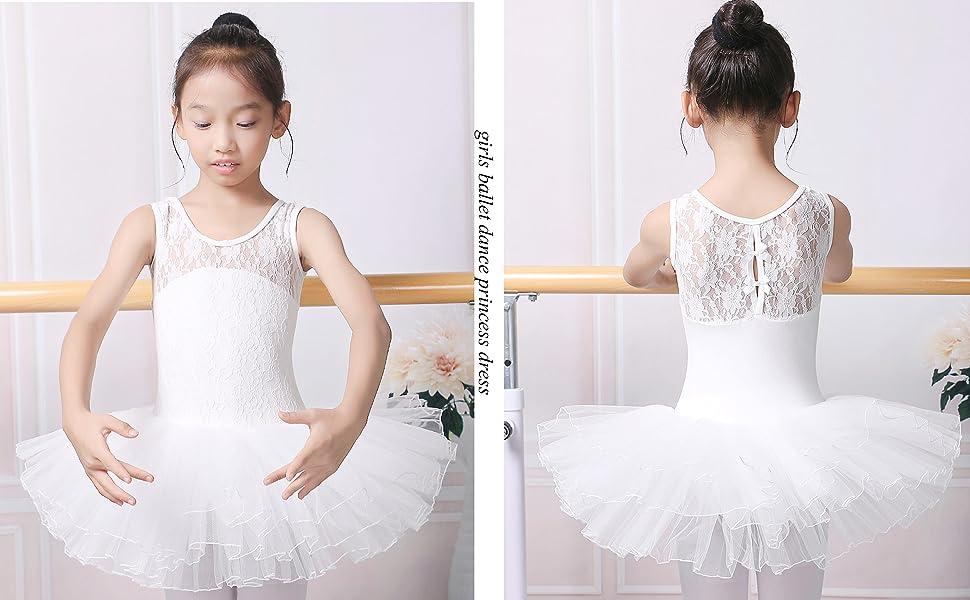 Girl/'s Ballet Tutu