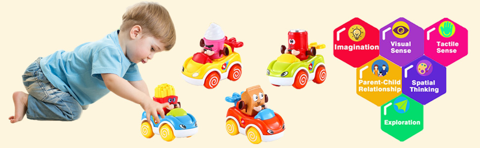 Toddler Toy Cars