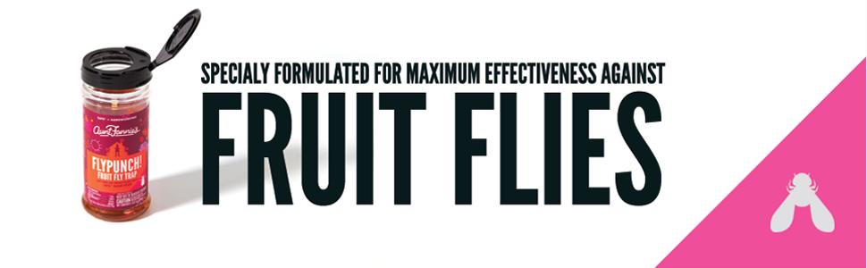 Aunt fannies fly punch remedy repellent kills flies repellent repel house clean