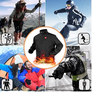 heated liner jacket