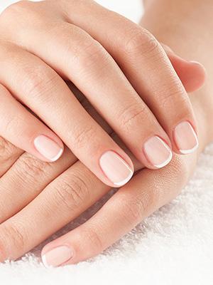 beautiful, natural nails