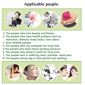 Foot relief pads personal care foot patches Foot health pads for foot health Foot patches personal