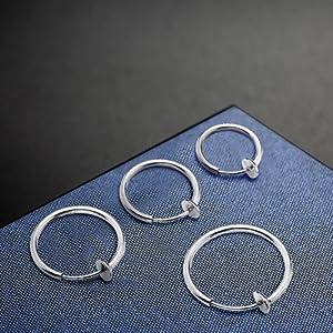 10-16mm orecchini