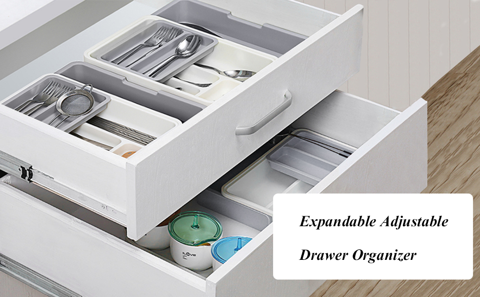Flatware organizer