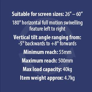 Invision HDTV-L UK Specification Information