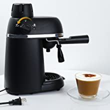 espresso machine 4 cup