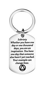 AA keychain