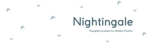 Nightingale baby logo