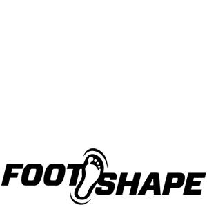 FOOTSHAPE TOE BOX