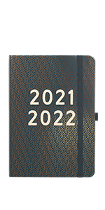 Boxclever Press Perfect Year Page-a-Day Academic 2021 2022
