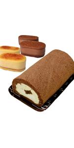 ティラミス ロールケーキ スフレ