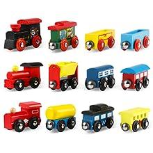 Magnetic Train-4