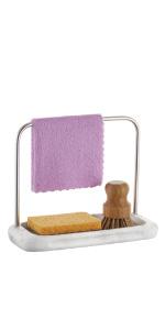 Sponge Holder Dishcloth Hanger
