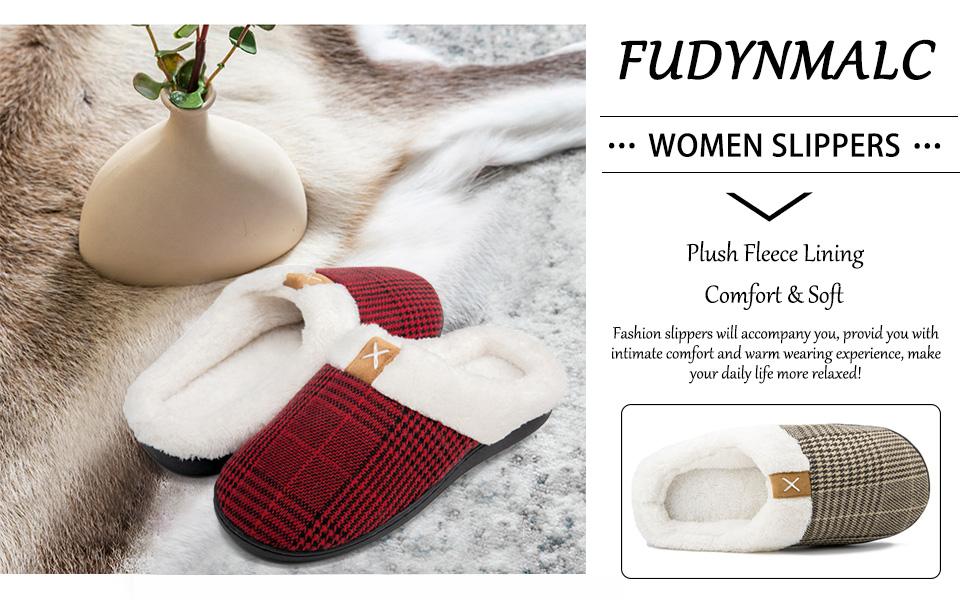 slippers for women slippers for women memory foam outdoor indoor use non slip shoe black red slipper