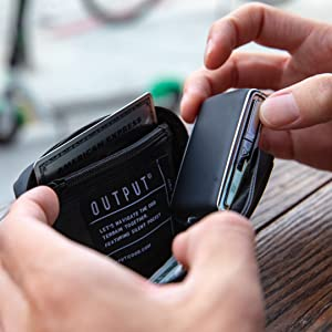 key fob wallet zip up credit card wallet zip around coin purse