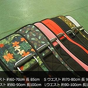 pk770 トレーディングベルト サイズ