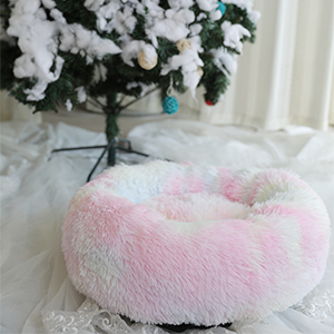 warming indoor removable anti sleeping round breed durable warm heated giant gift couch sofa pink
