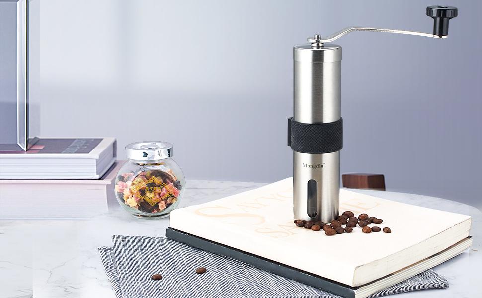 coffee grinder stainless steel manual coffee grinder burr mill conical burr burr coffee burr coffee