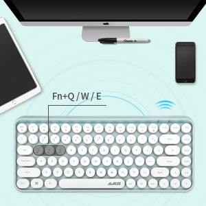 typewriter bluetooth keyboard for ipad