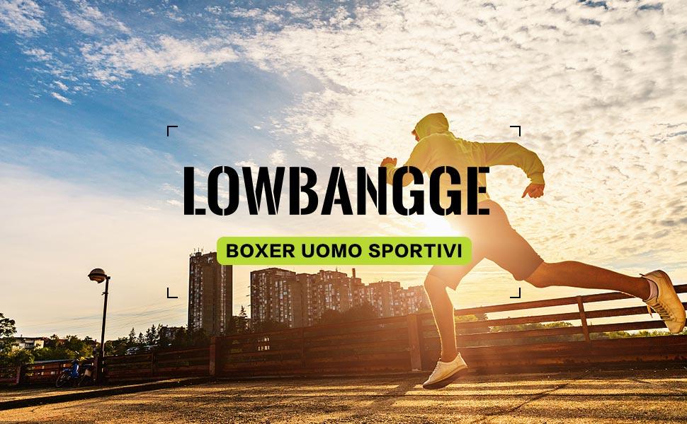 boxer da uomo
